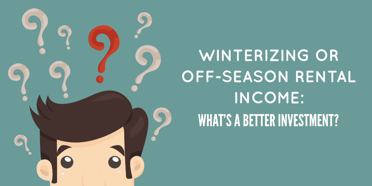 Winterize Vs. Off-Season Renting Your Ocean City, MD Vacation Home: What's Better?